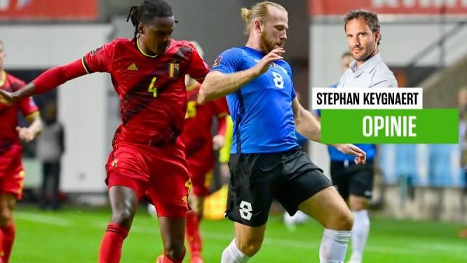 """""""Sire, er zijn geen verdedigers meer"""": onze chef voetbal ziet hoe Rode Duivels in nabije toekomst hellend vlak dreigen te zijn"""
