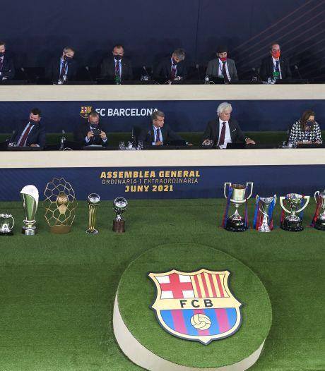 Laporta gelooft nog steeds in Super League: 'Dwing ons niet om excuses te maken'