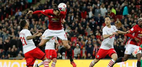 VIDEO: United wint aan de hand van Zlatan de League Cup