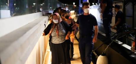 Les incendies continuent en Turquie: des centaines d'évacués, le feu aux portes d'une centrale thermique