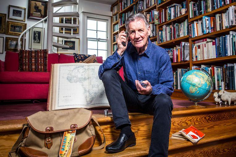 'Michael Palin: Travels of a Lifetime' Beeld VRT