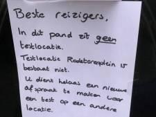 Vakantiegangers voor dichte deur bij officiële testlocatie in Zwolle: 'Konden nergens anders meer terecht'