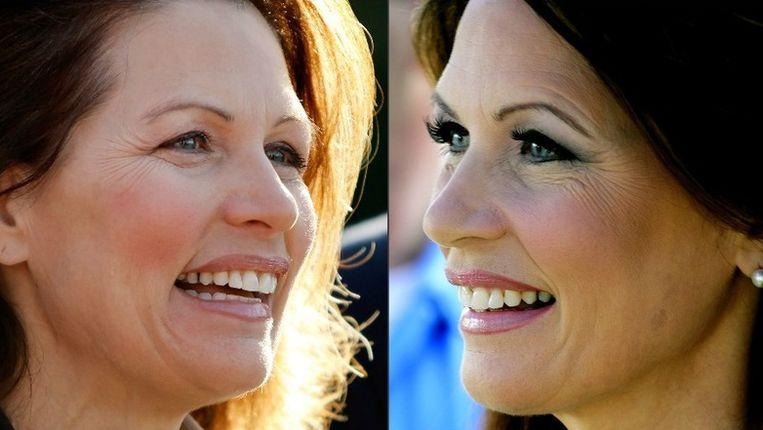 De Bachmann van december 2009 tegenover die van 2011. Beeld UNKNOWN