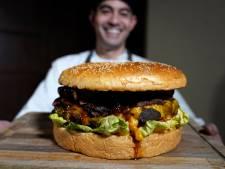 Le burger le plus cher du monde pèse trois kilos