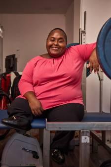 Topsporter Melaica zet haar zinnen op de Spelen in Parijs: 'Van dat gestaar word ik niet meer boos'