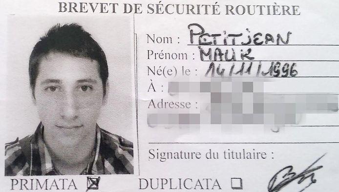 Abdel Malik stond sinds eind juni geregistreerd als een mogelijk gevaar