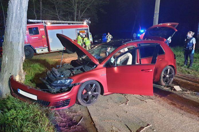 Eén passagier overleefde het ongeval op Poeyelheide in Gierle (Lille) niet