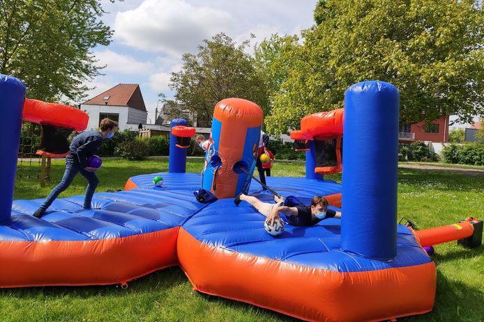 De 'boost-day' van het Stella Matutinacollege van Lede was gevuld met tal van leuke activiteiten en opdrachten.