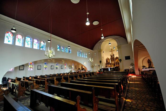 Willem Klomp is onder meer koster van de RK Kerk in Loenen. Foto uit archief, ter illustratie