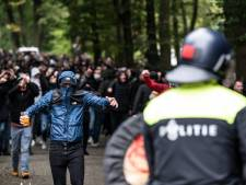 Bruls in overleg met politie over rellen waarbij stewards en paarden gewond raakten: 'Na analyse bepaal ik wat de consequenties zijn'