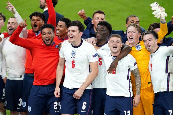 Pays du football, l'Angleterre aura dû attendre 55 ans pour s'offrir la deuxième finale majeure de son histoire.