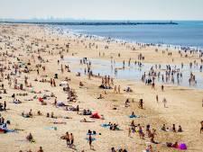 Oppassen in Scheveningen: Hitsige Duitsers verlangen naar seks op strand