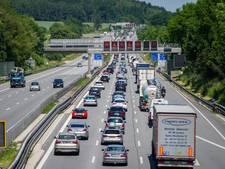 Selfie op Autobahn wordt Schot noodlottig