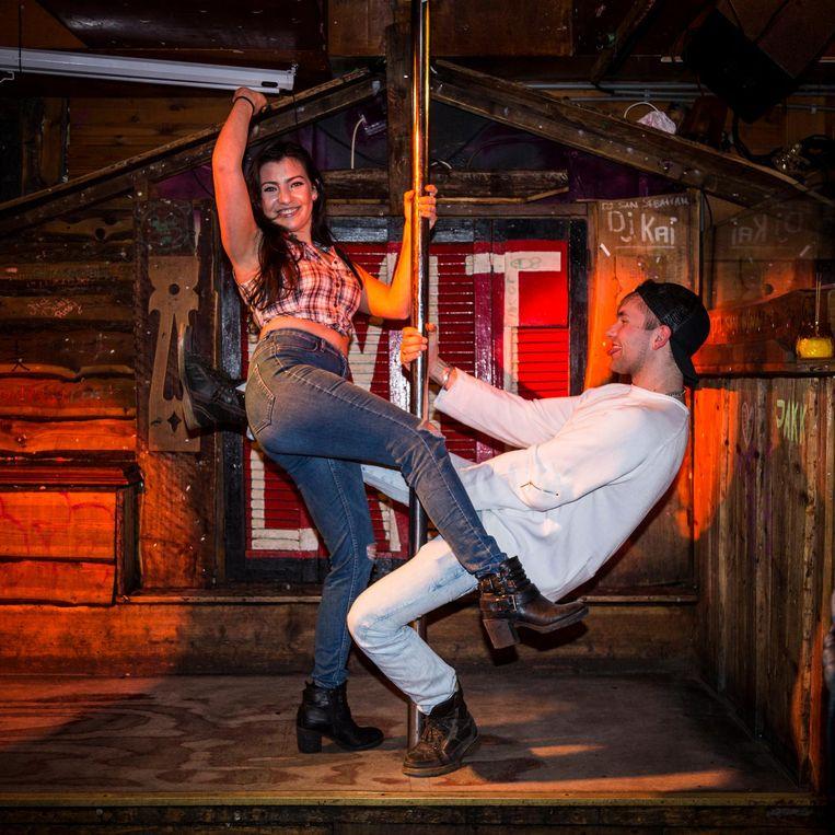 Danscafé de Exit Beeld Van Nerum Tammy