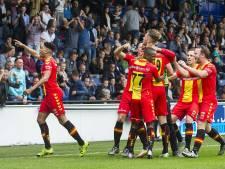Go Ahead Eagles promoveert, lot De Graafschap in handen Willem II