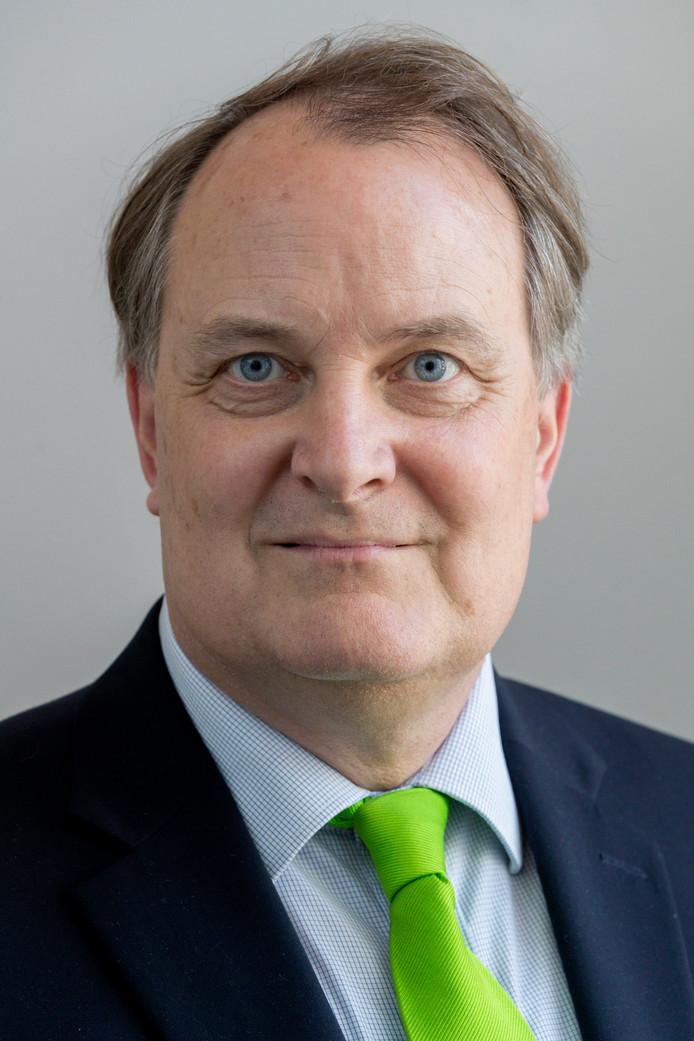 Wethouder Huib van Olden.