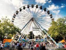 Het reuzenrad in Breukelen is een ongekend spektakel: 'We konden de Arena in Amsterdam zien'