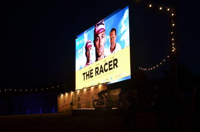 Koersfilm The Racer, met in de hoofdrollen Louis Talpe en Matteo Simoni