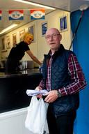 Arend Jan Gunckel heeft onder andere zijn lekkerbekjes binnen: 'heerlijk man'.