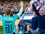 Geniale Wellenreuther en trainer laten Tilburg lachen: 'Fred Grim heeft een gouden pik'