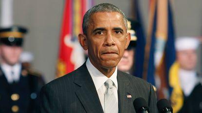 Ook president Obama is fan van 'Uptown Funk'