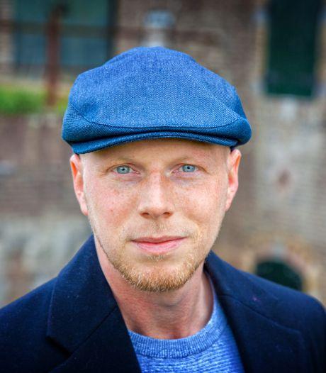 Gorcumse Singer-songwriter Daniel Roos zingt voor het eerst in het Nederlands en dat voelt goed