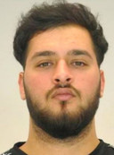 Mohamed Remmo (21) werd opgepakt in zijn thuisbasis Neukölln in Berlijn.