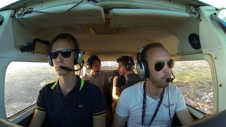 Met een oude Cessna 206 van Brussel naar het Congolese Virungapark. Caere: