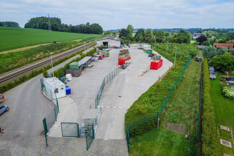Het recyclagepark van Maarkedal sluit woensdagnamiddag.