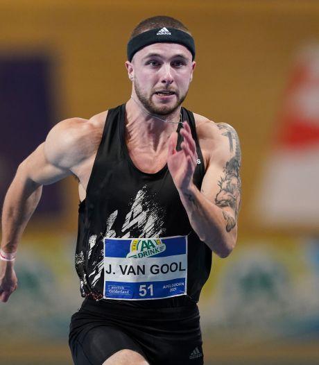 Sprinter Van Gool gediskwalificeerd op EK: 'Dit is mijn eigen fout, simpel'