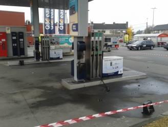 Brandstichting bij Delhaize en tankstation in Roeselare