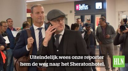 AA Gent onderhandelt met Deense trainer in Sheraton van Zaventem (maar niemand wachtte de coach op luchthaven op)