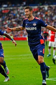 Latino's PSV exploderen in topduels