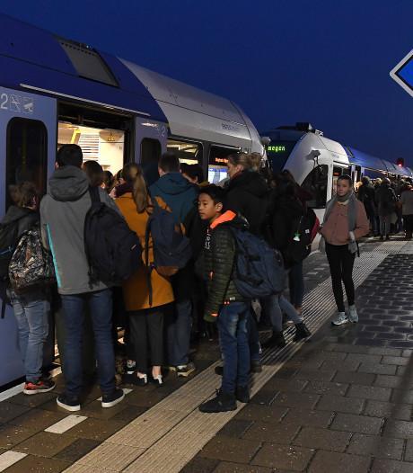 Toekomst openbaar vervoer Brabant: geen woord over de Maaslijn