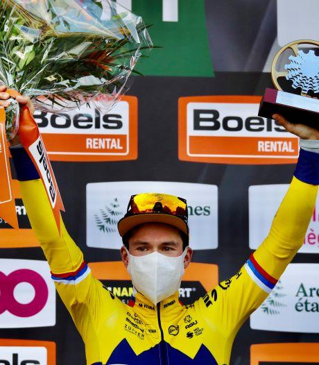 'Na tegenslag in Tour komt Roglic geweldig terug'