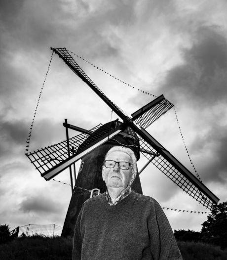 Frans is 86 jaar en nog altijd molenaar: 'Ik mag letterlijk elke week buitenspelen'