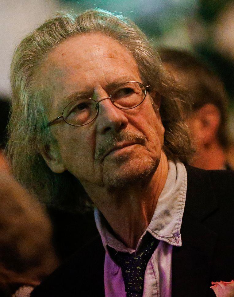 Peter Handke. Beeld REUTERS