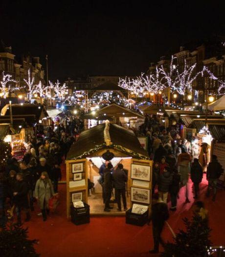 Dit jaar geen drijvende kerstmarkt in Leiden