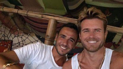 """Nick van 'Blind Getrouwd' en Kevin van 'Expeditie Robinson' kennen elkaar al twintig jaar: """"Als vrienden zijn we perfect, maar als koppel..."""""""