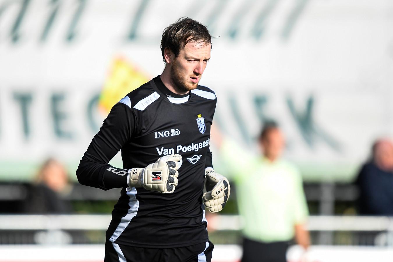 Doelman Tom Boks verruilt tweededivisionist Koninklijke HFC voor zijn oude club Schipluiden.
