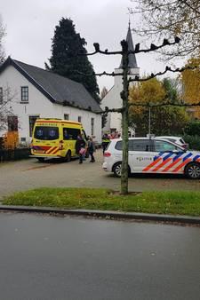 Gewonde man verdachte van zware mishandeling dominee Rhenoy