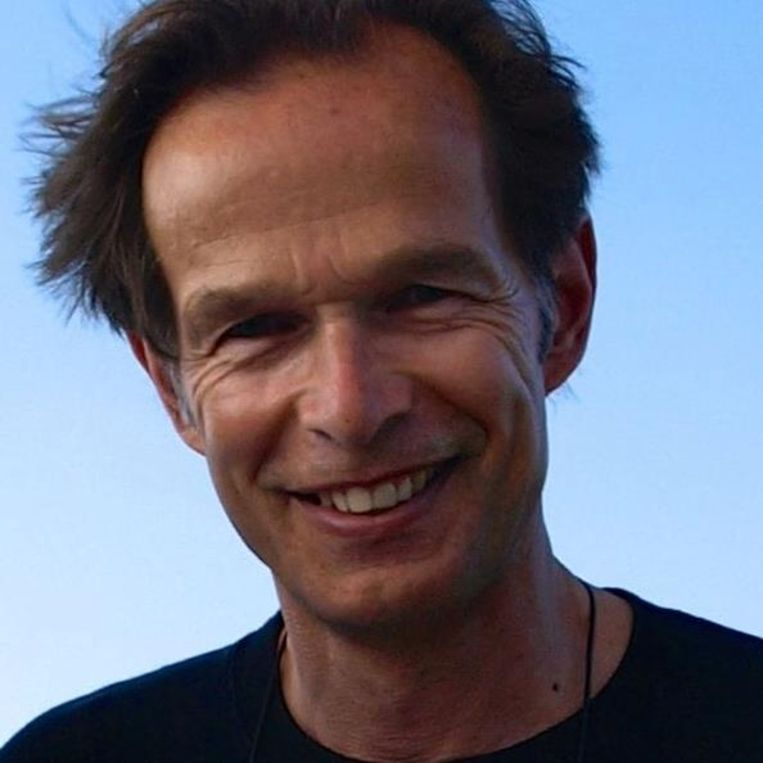 Professor Matthias Boer (Western Sydney University). Beeld rv