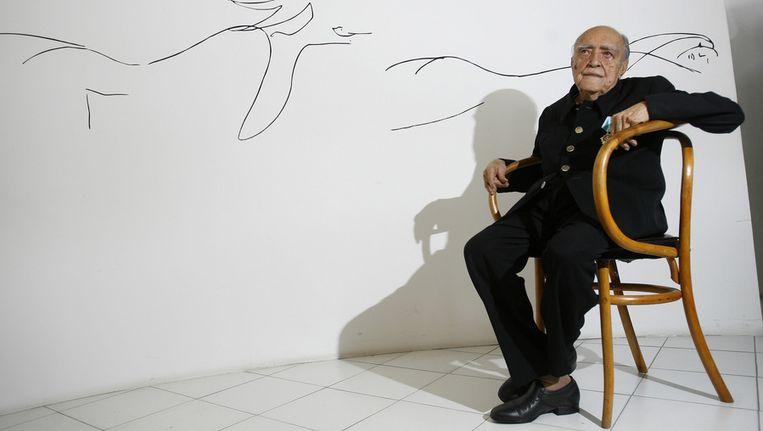Oscar Niemeyer Beeld ap