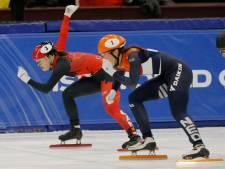 Schulting wint goud op 1000 meter in Salt Lake City