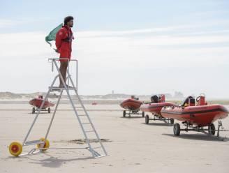 Kalme juli voor strandredders door kwakkelweer, en toch liepen er meer kinderen verloren dan vorig jaar