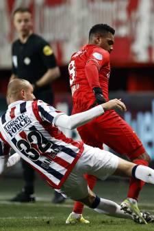 Sven van Beek: 'Risico's nemen in de opbouw? In die positie zit Willem II nu niet'