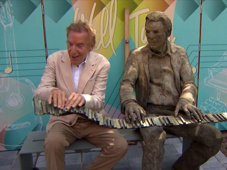 Will Tura viert 80ste verjaardag met optreden én standbeeld