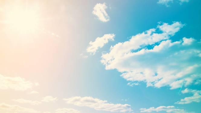 Zachtere temperaturen en overwegend droog met volgende week maxima tot 16 graden