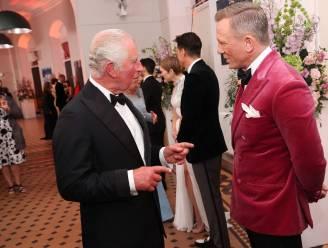 Britse royals verschijnen bij première James Bond: 007 in gesprek met prins Charles