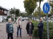 Geen drempels tegen hardrijders op de Uiverlaan in Helmond